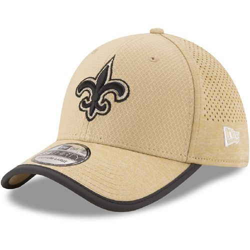 New Era Men's New Orleans Saints 39THIRTY Onfield Team Training Cap