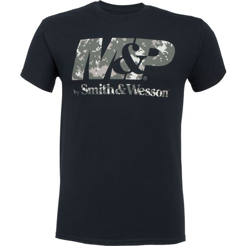 Display product reviews for Smith & Wesson Men's M&P Digi Camo Logo T-shirt