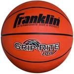 Franklin B6 GRIP-RITE 100 Intermediate Rubber Basketball - view number 1
