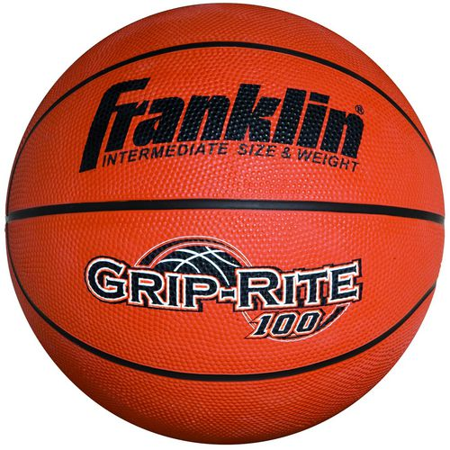 Franklin B6 GRIP-RITE 100 Intermediate Rubber Basketball