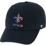 '47 New Orleans Saints Spangled Banner Clean Up Cap - view number 2