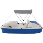 Sun Dolphin Water Wheeler ASL Electric Pedal Boat with Canopy - view number 2