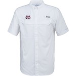 Columbia Sportswear Men's Mississippi State University Low Drag Offshore Short Sleeve Shirt - view number 1