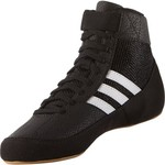 adidas Boys' HVC 2 Laced Wrestling Shoes - view number 2