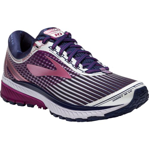 Brooks Women's Ghost 10 Anniversary Running Shoes - view number 2