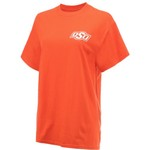 New World Graphics Women's Oklahoma State University Logo Aztec T-shirt - view number 3