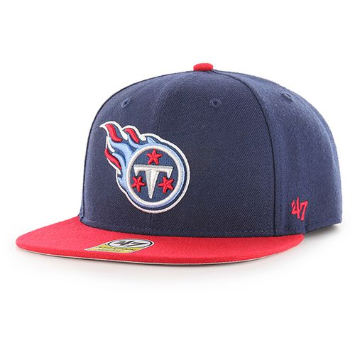 '47 Tennessee Titans Boys' Lil Shot 2-Tone Captain Cap