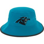 New Era Men's Carolina Panthers Onfield Training Bucket Cap - view number 1