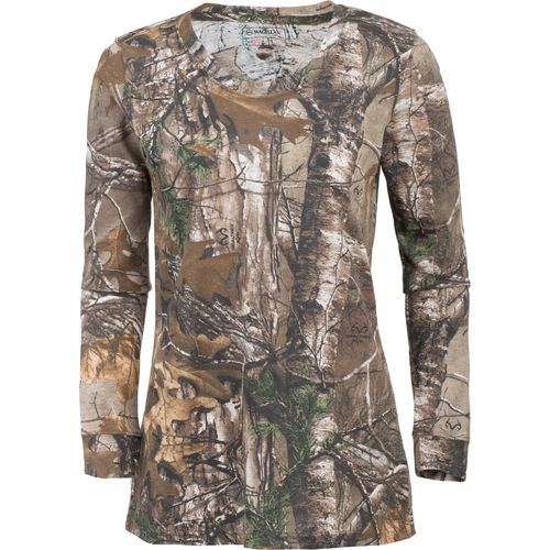 Magellan Outdoors Women's Hill Zone  Long Sleeve T-shirt