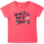 Under Armour Girls' Won't Be Overlooked Short Sleeve T-shirt - view number 1