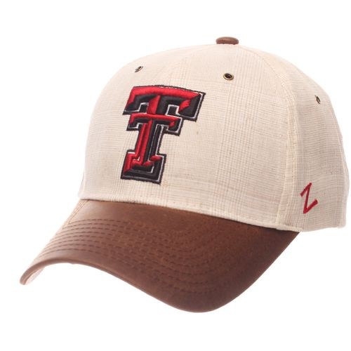 Zephyr Men's Texas Tech University Havana Curved Bill 2-Tone Cap