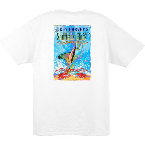 Guy Harvey Men's Blackhawk T-shirt