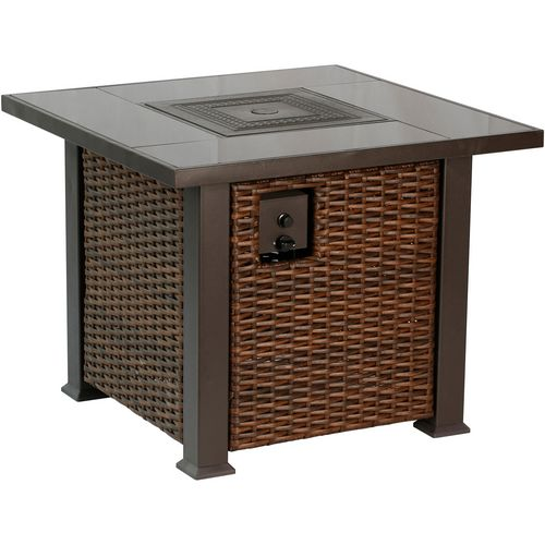 ... Bali Outdoors 36 In Tile Gas Fire Pit Table   View Number 4 ...
