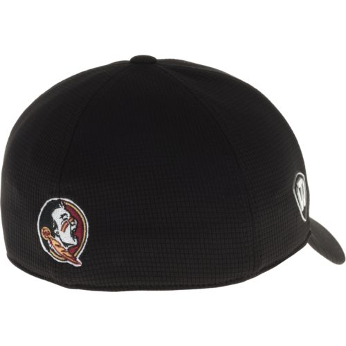 Top of the World Men's Florida State University Booster Cap - view number 3