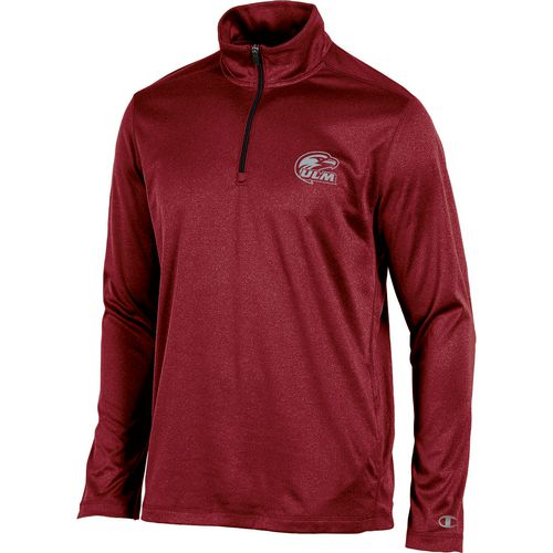 Champion Men's University of Louisiana at Monroe Victory 1/4 Zip Long Sleeve Pullover