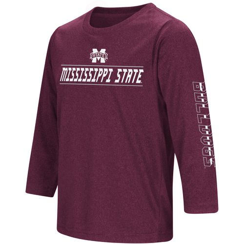 Colosseum Athletics Boys' Mississippi State University BF Long Sleeve T-shirt