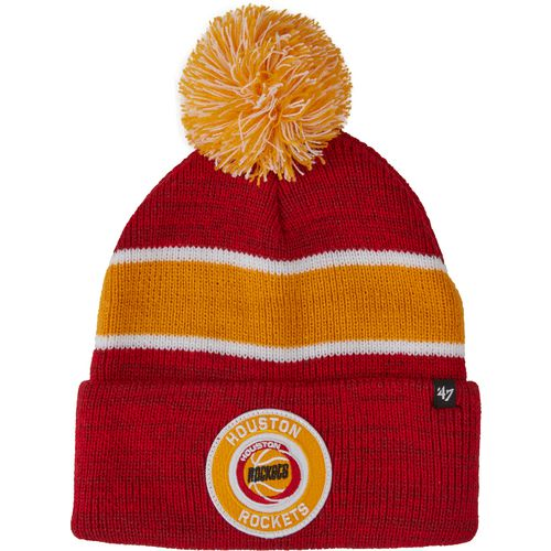 '47 Houston Rockets Noreaster Cuff Knit Hat
