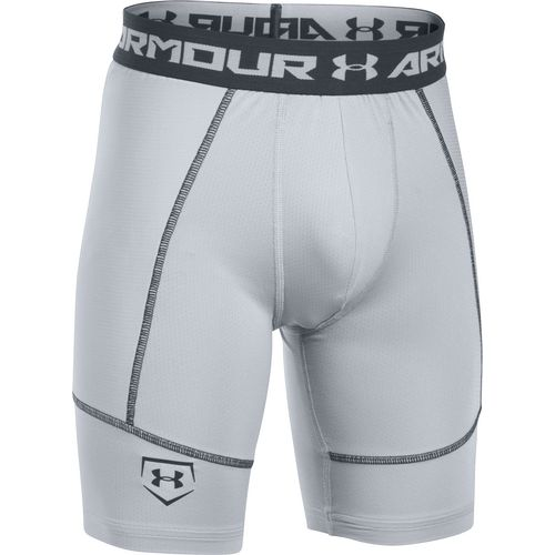 Under Armour Boys' Solid Slider Short with Cup