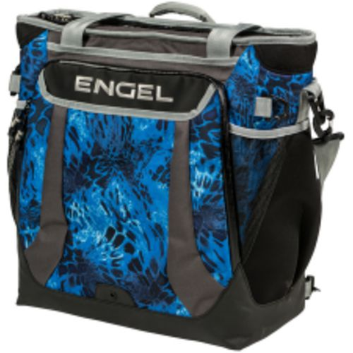 Engel Soft-Sided Camo Backpack Cooler - view number 2