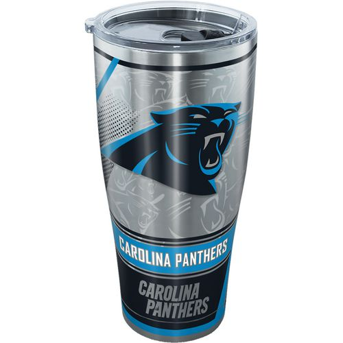Tervis Carolina Panthers 30 oz Stainless-Steel Tumbler