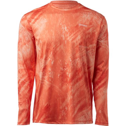 Magellan Outdoors Men's Realtree Fishing CoolCore Reversible Long Sleeve T-shirt - view number 1