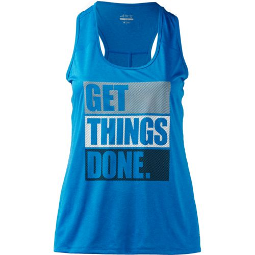 BCG Women's Get Things Done Plus Size Tank Top