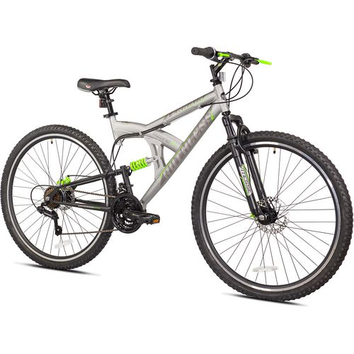 Ozone 500 Men's Ruthless 29 in 21-Speed Mountain Bicycle