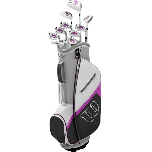 Wilson Women's Ultra BLK Package Set
