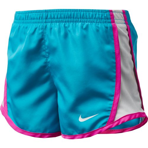 Display product reviews for Nike Toddler Girls' Dry Tempo Shorts