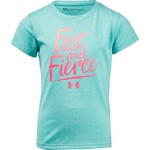 Under Armour Toddler Girls' Fast and Fierce T-shirt - view number 1