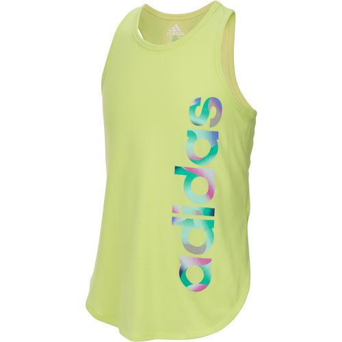adidas Girls' Lap Runner Tank Top