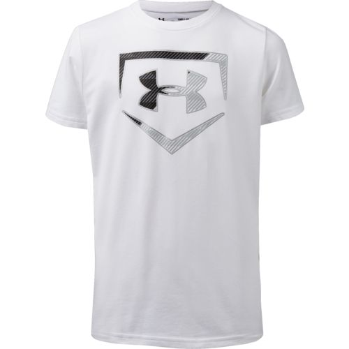 Under Armour Boys' Step Up Short Sleeve T-shirt