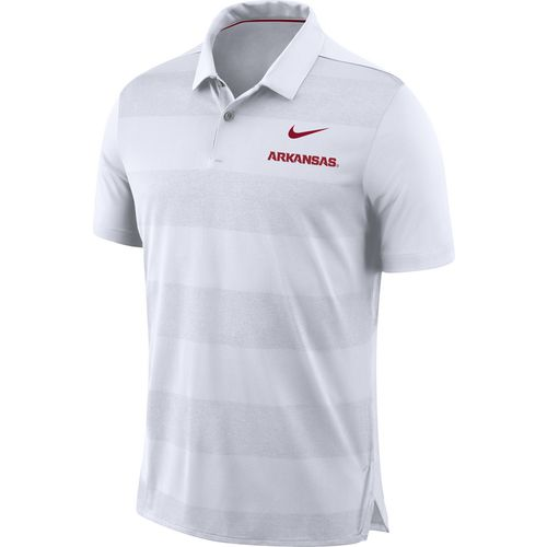 Nike Men's University of Arkansas Early Season Polo Shirt