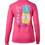 Simply Southern Women's Pineapple Long Sleeve T-shirt - view number 2
