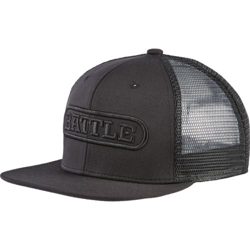 Battle Men's Standard Lid Mesh Back Hat