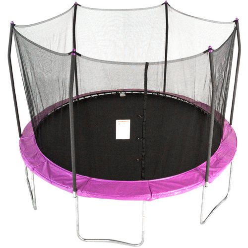 Skywalker Trampolines 12' Round Trampoline with Safety Enclosure