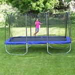 Skywalker Trampolines 15' Rectangular Trampoline with Enclosure - view number 2