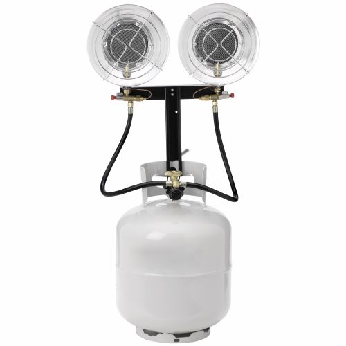 Timber Creek Tank-Top Propane Heater