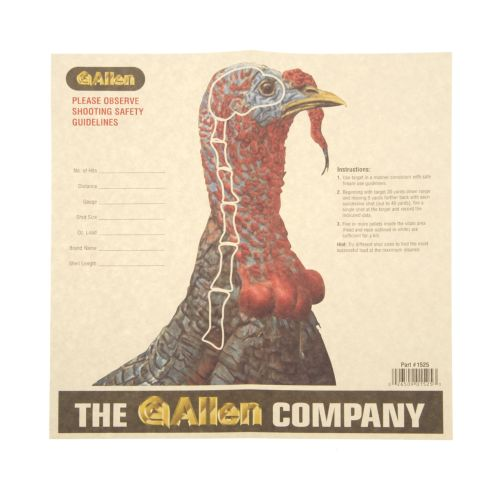 Image for Allen Company Turkey Hunter Shotgun Targets 12-Pack from Academy