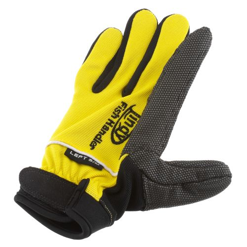 Lindy Adults' Left-handed Medium Fish Handling Glove