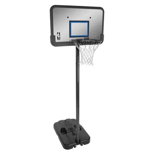 "Huffy 44"" Composite Portable Basketball System"
