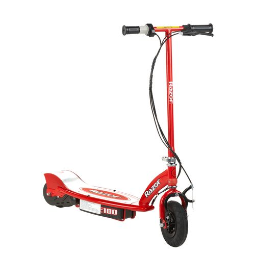 Image for Razor® Kids' E100 Electric Scooter from Academy