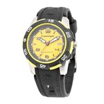 Freestyle® Men's Yellow/Black Kampus Watch