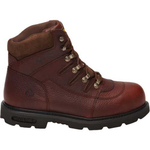 Wolverine Men's Iron Ridge Steel-Toe Work Boots
