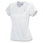 Champion Women's Double Dry® V-Neck T-shirt