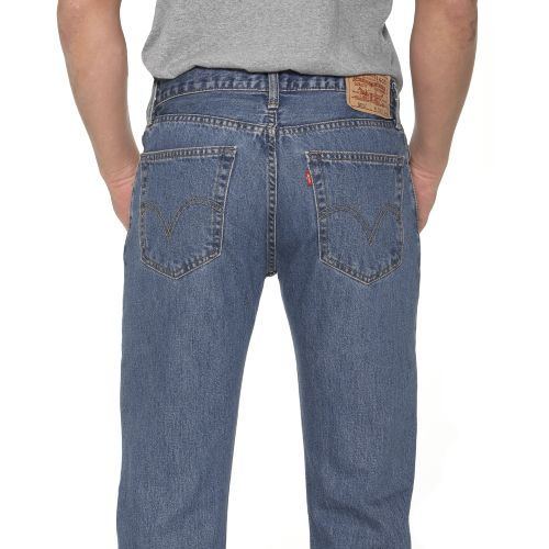 Levi's Men's 505 Regular Fit Jeans - view number 4