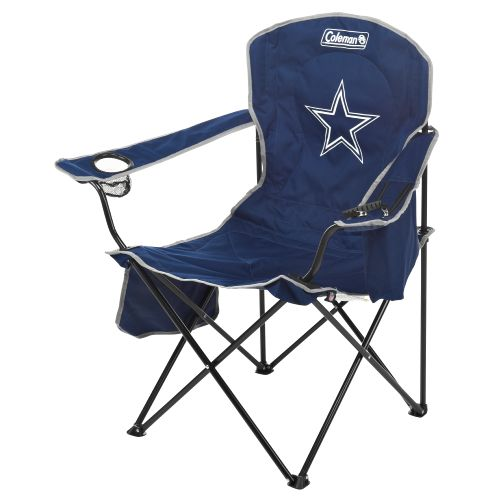 Coleman® Dallas Cowboys XL Cooler Quad Chair - view number 1