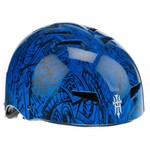 Bell Juniors' Tony Hawk Blue Skull Helmet