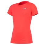 Under Armour® Girls' Fitted HeatGear® T-shirt