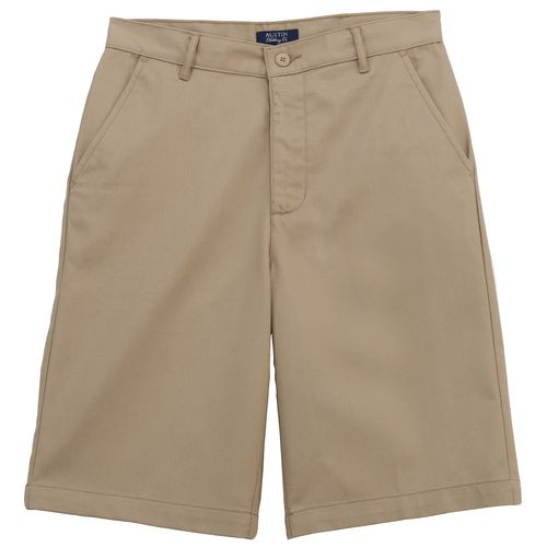 Austin Clothing Co.® Men's Flat Front Twill Short